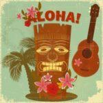 Что символизирует гавайская маска ?