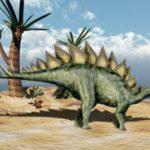 Интересные факты о Стегозавре