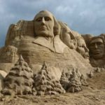 Гора Рашмор — Интересные факты