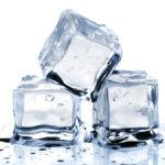 Почему лед скользкий ?