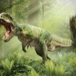 Когда впервые появились динозавры ?