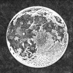 Кто опубликовал первую лунную карту ?