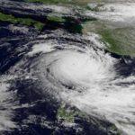 Где образуются тайфуны ?