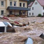 Как начинаются наводнения ?