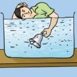 Как звук проходит через воду ?