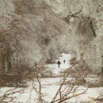 Как образуются ледяные бури ?