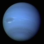 Какого цвета Нептун ?