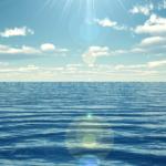 От чего зависит соленость морской воды ?