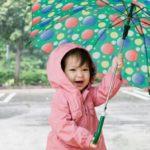Как образуется дождь ?