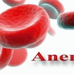 Что вызывает анемию ?