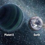 Где расположена Планета X ?