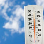 Куда установить датчик температуры снаружи ?