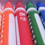 Каковы восемь основных цветов ?