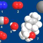 Каковы разные типы молекул ?