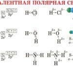 Каковы примеры полярных ковалентных связей ?