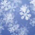 При какой температуре идет снег ?