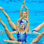 Что такое синхронное плавание?