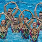 Когда синхронное плавание стало олимпийским видом спорта?