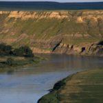 Насколько глубока Река Миссури?