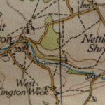 Когда была создана первая карта?