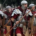 Где жили римские солдаты?