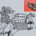 Кто изобрел колесницу?