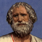Где учился Архимед?