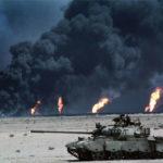 Как долго продолжалась война в Персидском заливе?