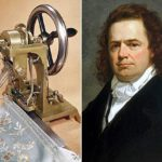 Кто изобрел швейную машину?