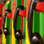 Когда появился первый телефон?