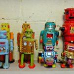 Кто изобрел первый робот?