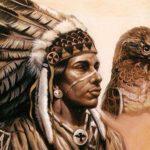 Где жили индейцы-ирокезы?