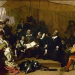 Почему колонисты пришли в Америку?