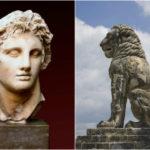 Какие современные страны были покрыты империей Александра Македонского?