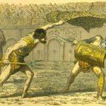 Какие были древнеримские виды спорта?