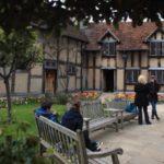 Где Шекспир пошел в школу?