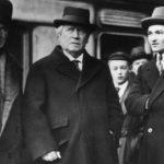 Кто был лидером Великобритании во время Первой мировой войны?
