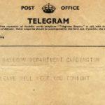 Как работает телеграмма?