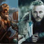 В какие страны вторглись викинги?