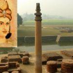 Чего добился император Ашока из Маурьи во время своего правления?