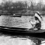 Какой вид транспорта использовали ирокезы?