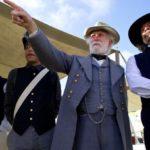 Кем был знаменитый лидер вооруженных сил Конфедерации?