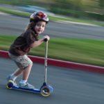 Кто изобрел первый скутер (Складной самокат)?