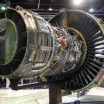 Турбореактивные двигатели