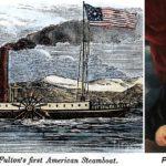 Что изобрел Роберт Фултон?