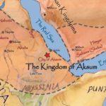 Каковы были достижения королевства Аксум?