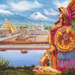 Почему ацтеки строили свой город на острове, окруженном болотом?