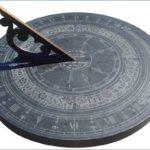 Как были сделаны первые солнечные часы?