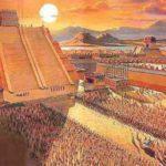 В каких богов верили ацтеки?