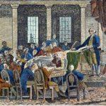 Какова была первоначальная цель Филадельфийской конвенции 1787 года?